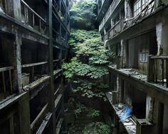 Les lieux abandonnés de Thomas Jorion s'exposent à Paris