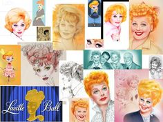Lucy Rabbit Ears, Lucille Ball, I Love Lucy, Honey