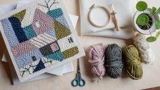 Punch Needle Blog