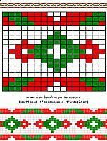 free-beading-pattern-belt-endless-3-diamonds