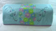 Scan N Cut Dust Cover Quilted Embroidered Cover for by OwlTakeThat