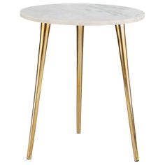 Marble and Iron Side Table Glass Side Tables, Metal Dining Table, Metal Side Table, Console Table, End Tables, Bouclair, Marble Effect, Breath Of Fresh Air, Ottoman Bench