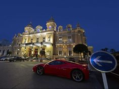 Play a hand of blackjack at the Casino de Monaco in Monte Carlo. Casino Night Food, Casino Party Foods, Monte Carlo, Casino Royale Theme, Sacramento California, Casino Cakes, Places In Europe, Dog Treat Recipes, Living At Home