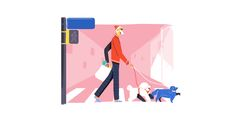 Only Dogs Can on Behance