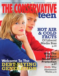 The Conservative Teen
