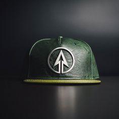 cool Snapback Baseball Cap Hat Green Arrow DC Comics