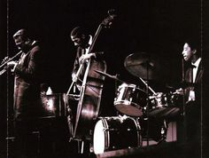 Miles Davis Quintet w/ Ron Carter-bass; Tony Williams-Drums; Herbie Hancock-piano; Wayne Shorter-sax (not shown)