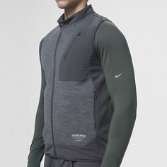 Nike x Undercover Gyakusou Spacer Mesh Thermo – Veste de running pour Homme