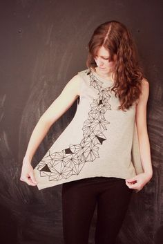Easy Flutter Tee Women's Shirt Tutorial... - The Sewing Rabbit