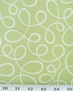 Loopy Lou Watermelon (Code LOUWAN) $12US P Kaufmann, med weight upholstery cotton, soft & durable