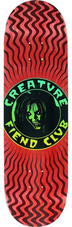 Creature Skateboards Skateboard Decks, Creature Skateboards, Creatures, Skateboards, Skate Board