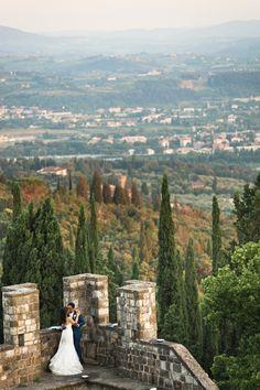 Castello di Vincigliata Tuscany Wedding_008