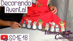 S01E18 - Avental (com Barrado Pinguim) por Isamara Custódio