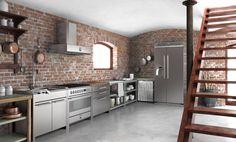 Il concetto anglosassone Less is more, ovvero il meno è meglio, è incarnato alla perfezione dalla #cucina #Steel. Le linee semplici ed eleganti, combinate alle elevate prestazioni, rendono la cucina Steel una #bellezza senza tempo oltre che un gioiellino semiprofessionale. In acciaio inox, la Steel si differenzia per la sua resistenza ed alta #qualità, senza dimenticare accessori sfiziosi come il girarrosto e la pietra per la #pizza.