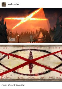 Mcgucket was right #GravityFalls oh my god i never noticed that