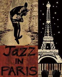 Parisian perfectly jazz