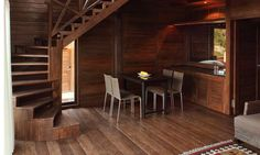 Luxury Chalets at The Oxford Golf And Country Club, Pune, India- studioHAUS.