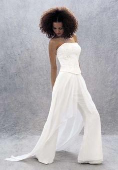 Completi pantalone sposa (Foto 7/40) | PourFemme
