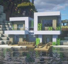 - Explore the best and the special ideas about Cool Minecraft Houses Minecraft Mods, Villa Minecraft, Casa Medieval Minecraft, Modern Minecraft Houses, Minecraft House Plans, Minecraft House Tutorials, Minecraft Houses Blueprints, Minecraft House Designs, Minecraft Architecture