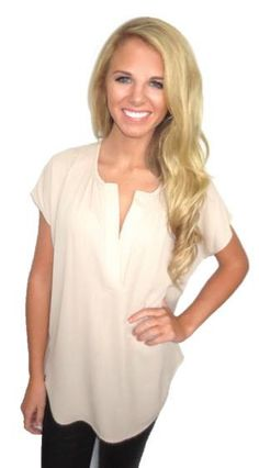 Secret Blush Blouse #new #tops-tunics