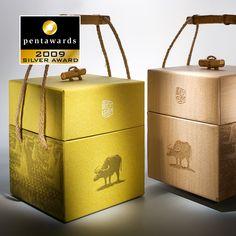 Silver Pentaward 2009 – Luxury – Proad Identity