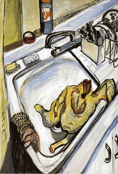 Turkey with a Side of AJAX: Thanksgiving according to Alice Neel ...