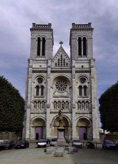 Basilique Saint-Donatien-et-Saint-Rogatien (Nantes, Loire-Atlantique)