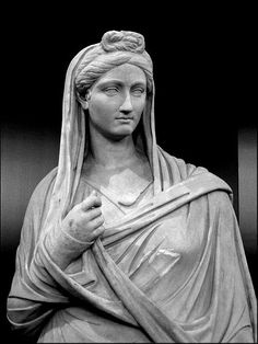 The Empress Sabina, Roman, C. 130 CE Vibia Sabina was a Roman… Ancient Rome, Ancient Greece, Ancient Art, Ancient History, Roman Sculpture, Sculpture Art, Chateau Saint Ange, Sculpture Romaine, Roman Hairstyles
