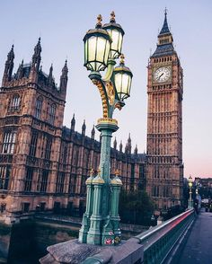 Big Ben, London | Instagram photo by @london.c1ty