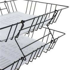 Blueprint binding strips 100pk organization pinterest cheap stationery supply of wire letter tray risers pack of 2 777 school statationery malvernweather Gallery