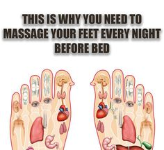 Why foot massage is good for you?