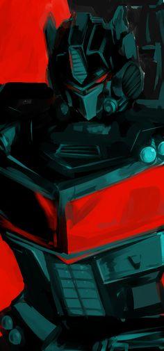 Nemesis Prime X Optimus Prime – Transformers Wallpaper / Art Transformers Generation 1, Transformers Optimus Prime, Transformers Decepticons, Nemesis Prime, Dc Comics, Marvel, Batman, Inspiration, Tumblr