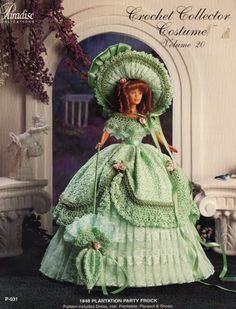 CROCHET COLLECTOR COSTUME 20 - tracy dowling - Picasa Web Albums