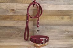 ******** WALKTHEDOGSTORE IS BACK!!! **********  Enjoying the outdoor walks with your dogies makes them feel happy,healthy and full of life!This premises a proper handmade leather dog leash strong and reliable for secure walks.Such a leash is this one made from the highest quality 3,2-3,8mm thickness English cow leather produced in England compined with nickel plated top quality hardware.The leash provides quick release with this style of clasp.You will also love the felling of holding the…