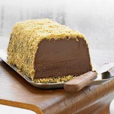 Italian Hazelnut & Chocolate Torte
