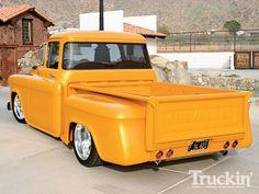 55 Chevy Truck, Chevy 3100, Chevy Pickups, Hot Rod Trucks, Gm Trucks, Cool Trucks, 1955 Chevy, 1955 Chevrolet, Cadillac
