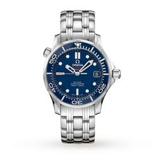 17330821 - Omega Seamaster 300M Gents Watch at Goldsmiths £2770