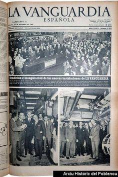 PRIMERA VANGUARDIA FETA AL POBLENOU 1968.