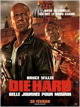 Bruce Willis est de retour dans son rôle le plus mythique : John McClane, le « vrai héros » par excellence, qui a le talent et la trempe de celui qui résiste jusqu'au bout. Cette fois-ci, le flic qui ne fait pas dans la demi-mesure, est vraiment au mauvais endroit au mauvais moment après s'être rendu à Moscou pour aider son fils Jack, qu'il avait perdu de vue. Ce qu'il ignore, c'est que Jack est en réalité un agent hautement qualifié de la CIA en mission