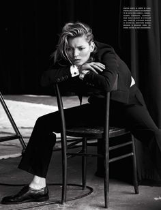Kate Moss Connects Deeply In Vogue Italia January 2015 By Peter Lindbergh - 3 Sensual Fashion Editorials | Art Exhibits - Women's Fashion & Lifestyle News From Anne of Carversville