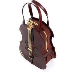 violino braccialini (€1.110) ❤ liked on Polyvore featuring bags