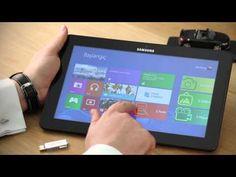 Samsung Tablet Windows 8 Kullanımı
