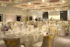 Function Room at the Carlton Hotel Blanchardstown