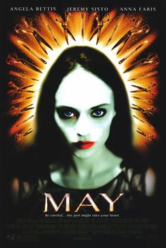 An outcast decides to make herself a best friend. May is an overlooked, great body horror movie.