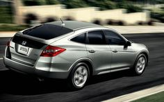 Every 2012 Crosstour V-6 is equipped with a 271-hp engine with Variable Cylinder Management™ (VCM®).