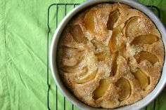 Rosh Hashana Apple Cake  recipe on Food52