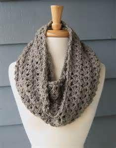 Crochet Infinity Scarf Pattern Beginner - Bing images