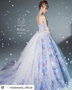 こんにちは結婚式シーズン皆様いかがお過ごしでしょうか #モードマリエ から 綺麗な青のドレスをご紹介 このドレス  あの #蜷川実花 さんのドレスです. .冬の雪をイメージして選んでもステキに仕上がりそうですね.  ご試着予約ご相談は.  @beautybride_weddingdress 0120-511-530   BeautyBrideを通じてモードマリエ のドレスを予約するとお得にレンタルできる特典も . #プレ花嫁 #ドレス迷子  #花嫁会 #日本中のプレ花嫁さんと繋がりたい #カラードレス #お色直し #ドレス試着 #ドレスレポ #カラードレス迷子  #ちーむ1203 #ちーむ1204 #ちーむ1210 #ちーむ0114 #ちーむ0115 #ちーむ0122 #ちーむ0128 #ちーむ0129 #ちーむ0204 #ちーむ0205 #ちーむ0211 #ちーむ0212 #ちーむ0218 #ちーむ0219 #ちーむ0319 #ちーむ0408  #Repost @modemarie_official with @repostapp…