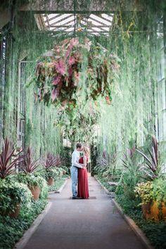 Longwood Gardens Wedding Photographer Meghan & Nathan-31