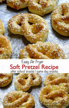 Easy air fryer soft pretzel recipe cooking with kids. fryer recipes potatoes frozen Easy Air Fryer Soft Pretzel Recipe Cooking With Kids Air Fryer Oven Recipes, Air Frier Recipes, Air Fryer Dinner Recipes, Recipes Dinner, Air Fryer Recipes Potatoes, Air Fryer Recipes Appetizers, Potato Recipes, Breakfast Recipes, Snacks To Make